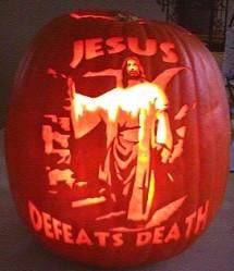 JESUS DEFEATS DEATH!